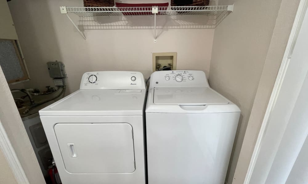 Apartments with a Washer/Dryer in Winter Garden, Florida
