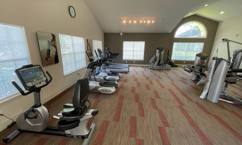 Our Apartments in Winter Garden, Florida offer a Gym