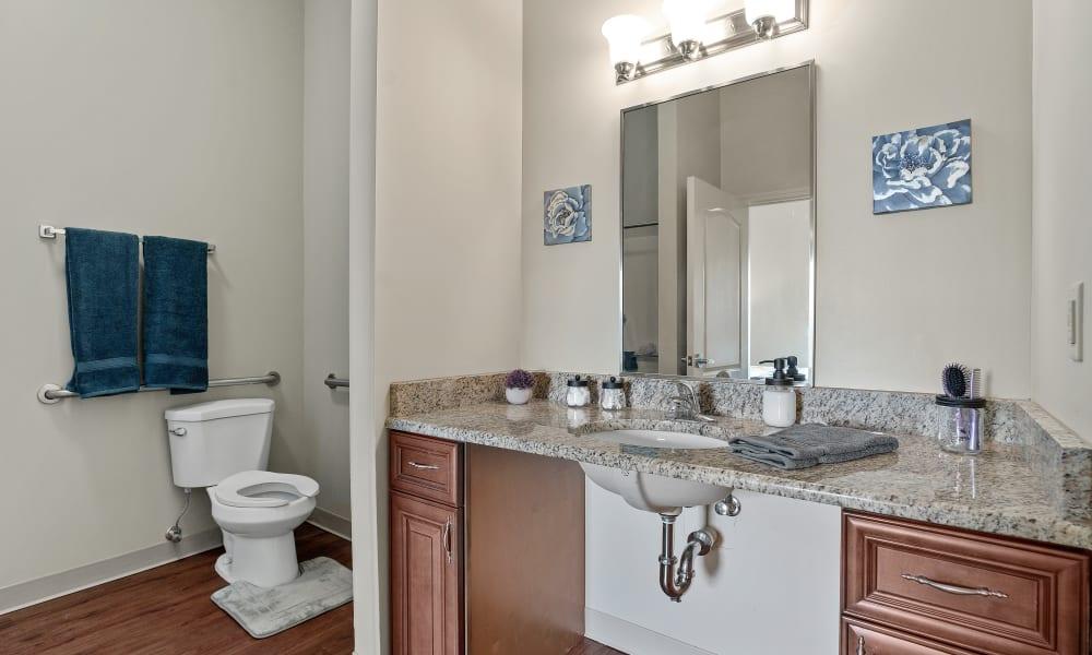 Bathroom at Gentry Park Orlando in Orlando, Florida