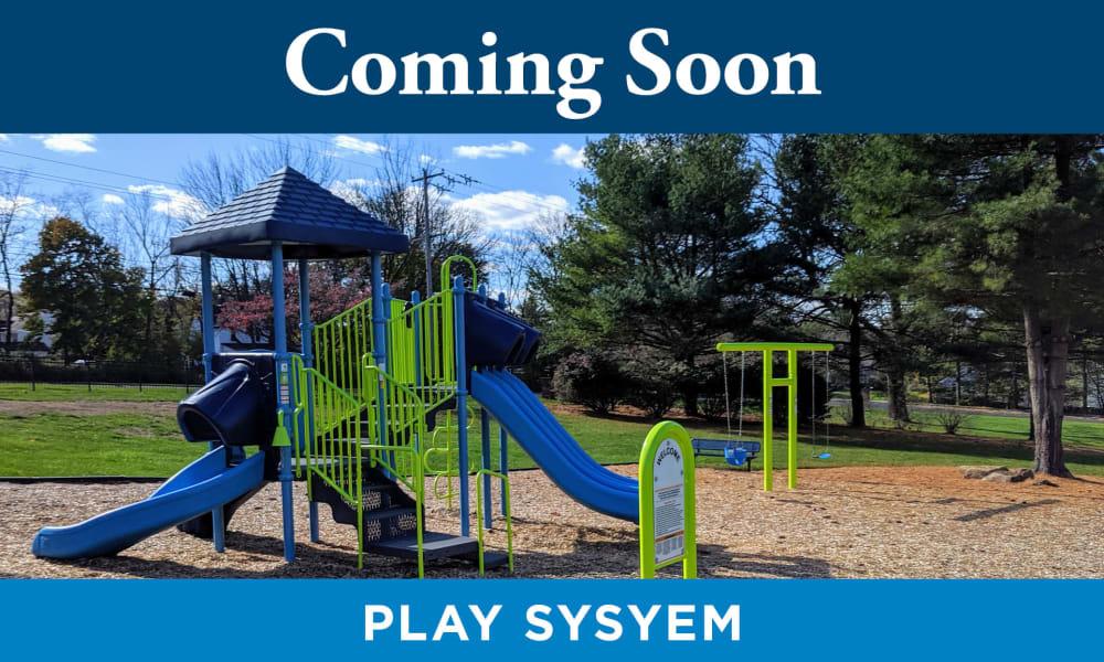 Playground at Promenade Apartment Homes in Winter Garden, Florida
