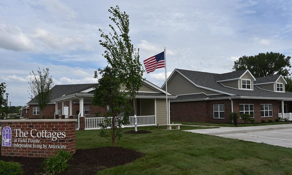 The Cottages of Field Pointe Assisted Living in Saint Joseph, Missouri