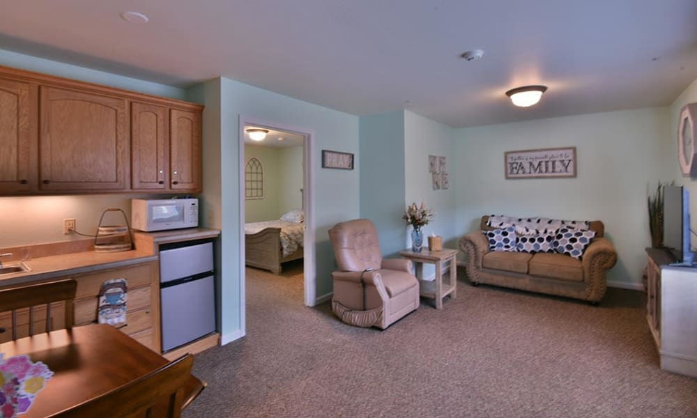 Suite at Springfield Heights in Springfield, Tennessee