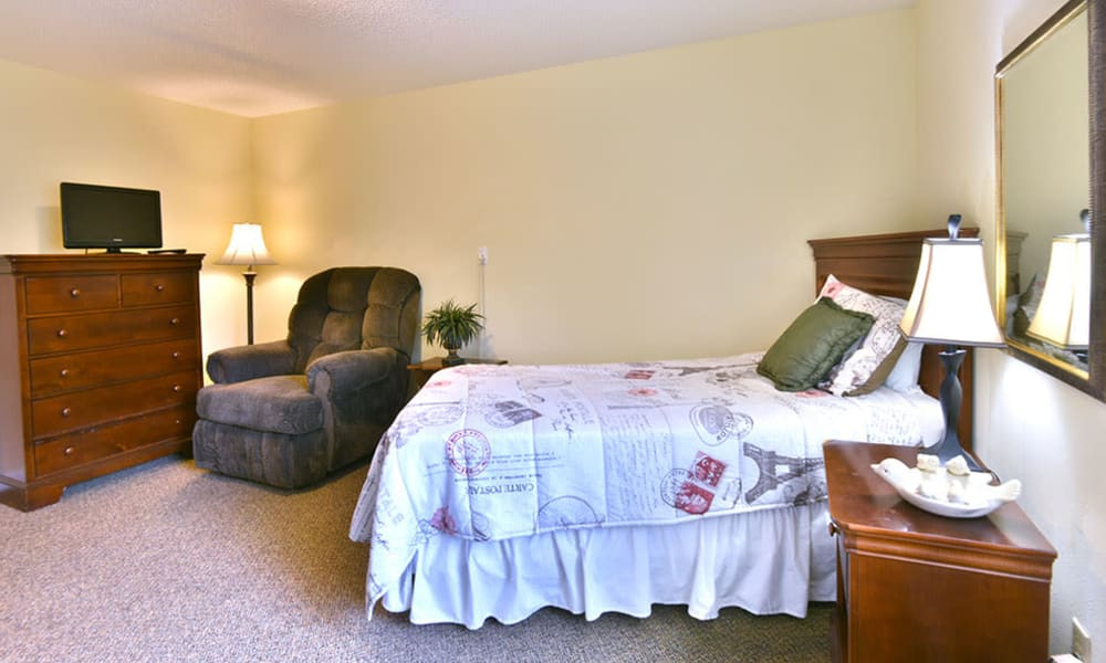 Private Studio at Dogwood Bend in Clarksville, Tennessee