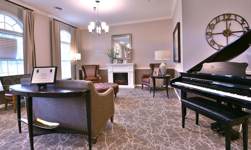 Foyer at Dogwood Bend in Clarksville, Tennessee