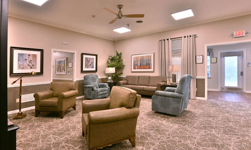 Cozy Shared Living Space at Dogwood Bend in Clarksville, Tennessee