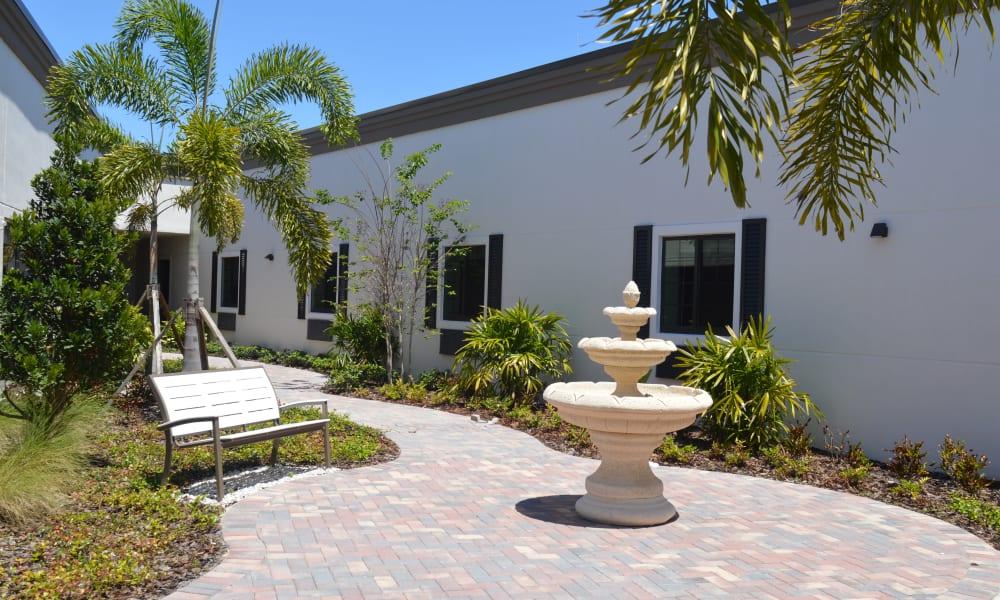 Common Area of Inspired Living Delray Beach in Delray Beach, Florida