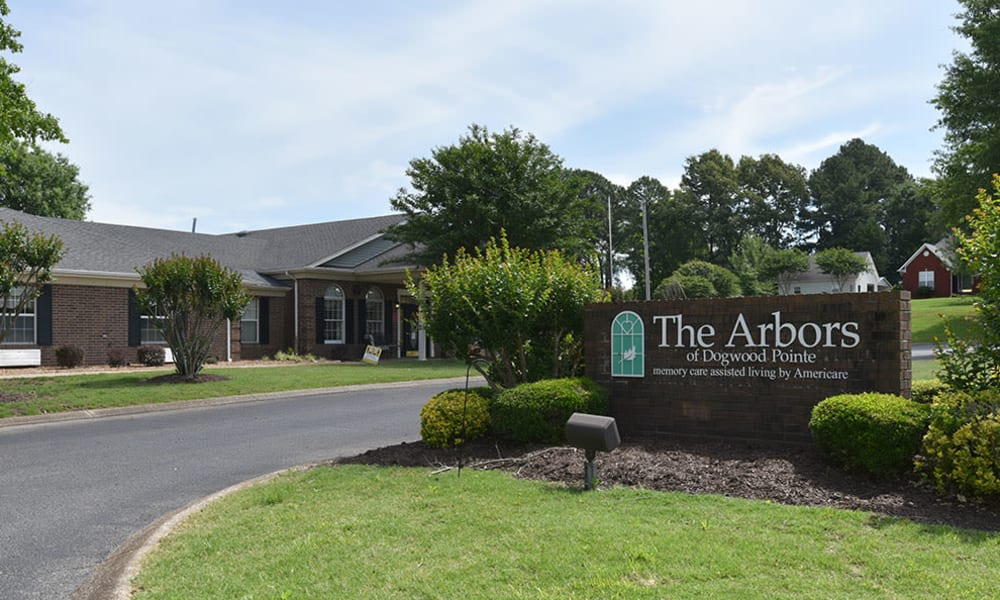 The Arbors at Dogwood Pointe Senior Living in Milan, Tennessee