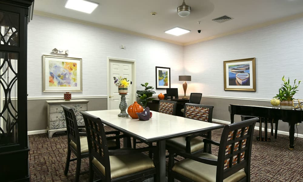Activities at Alexandria Place in Jackson, Tennessee