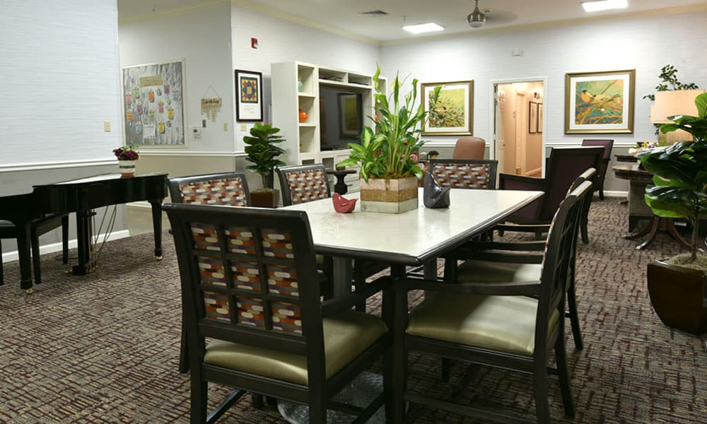 Common Area at Alexandria Place in Jackson, Tennessee
