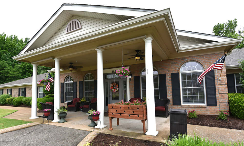 Welcome to at Alexandria Place in Jackson, Tennessee