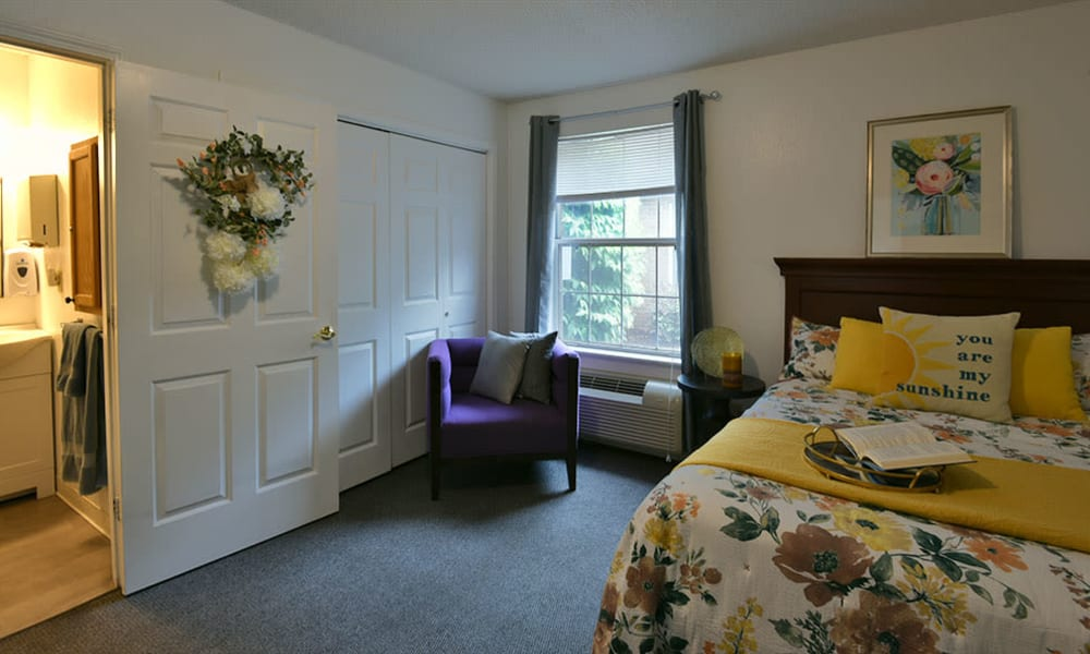 Private Resident Room at Alexandria Place in Jackson, Tennessee