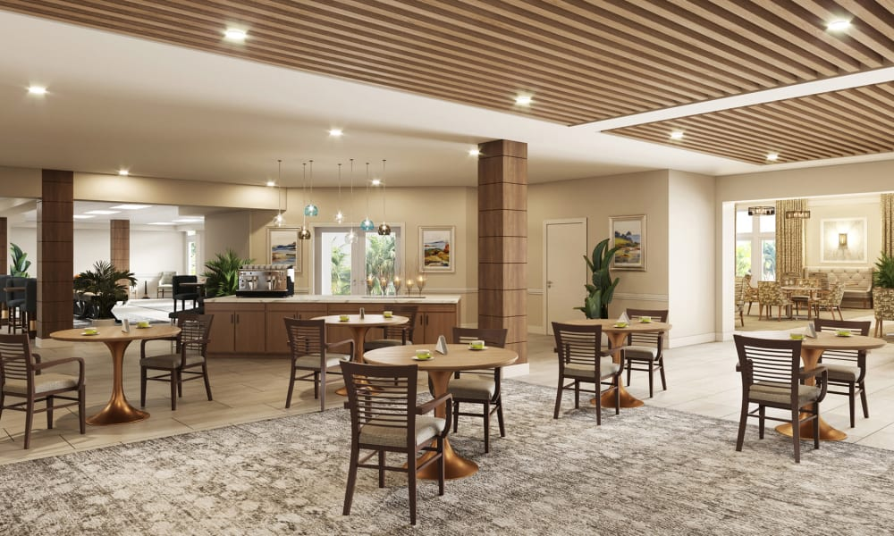 Rendering Image of The Landings at Gentry Park Independent Living Gentry Park Orlando in Orlando, Florida