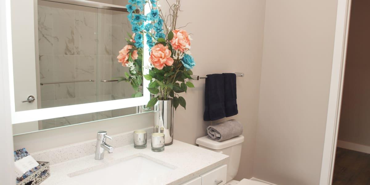 Bathroom at Greyson on 27 in Nicholasville, Kentucky