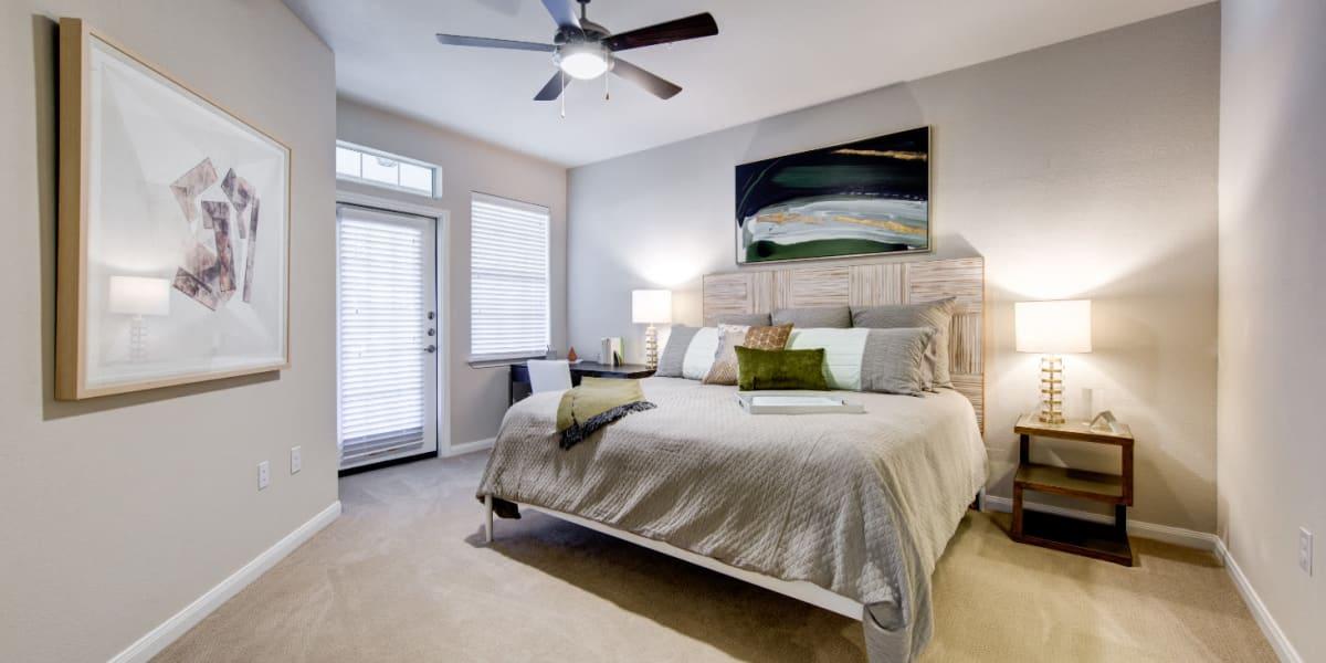 Bedroom at Marquis at Cinco Ranch in Katy, Texas