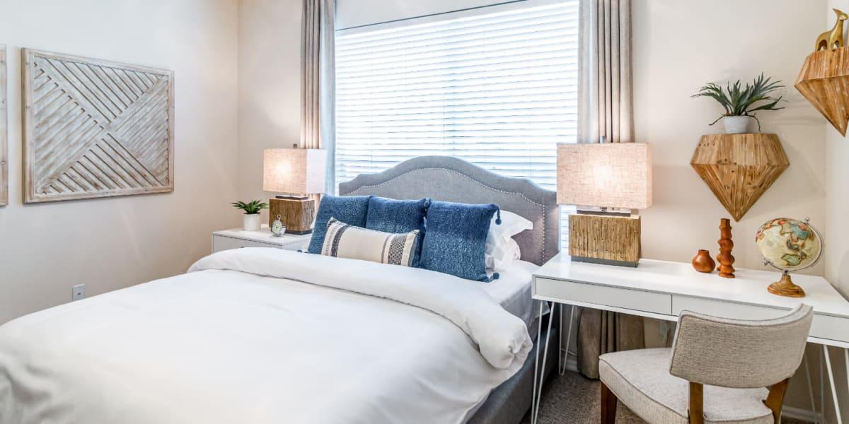 Bedroom at Marquis of Carmel Valley in Charlotte, North Carolina