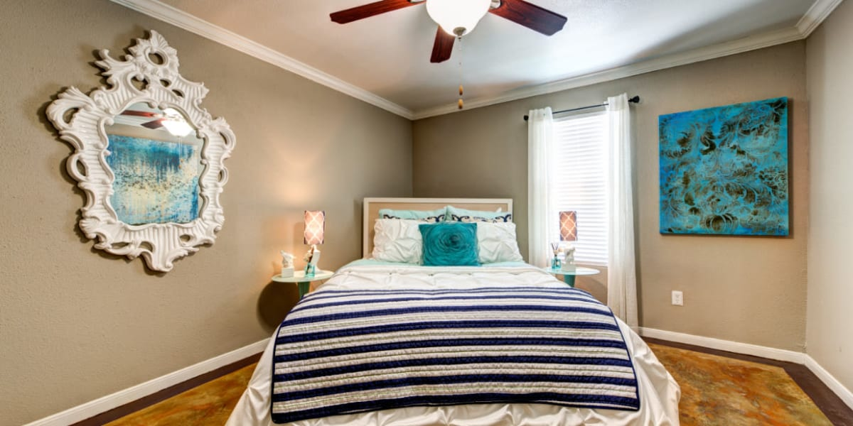 Bedroom at Austin Midtown in Austin, Texas