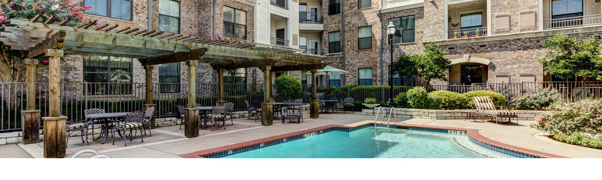 Exceptional senior living at Conservatory At Keller Town Center.