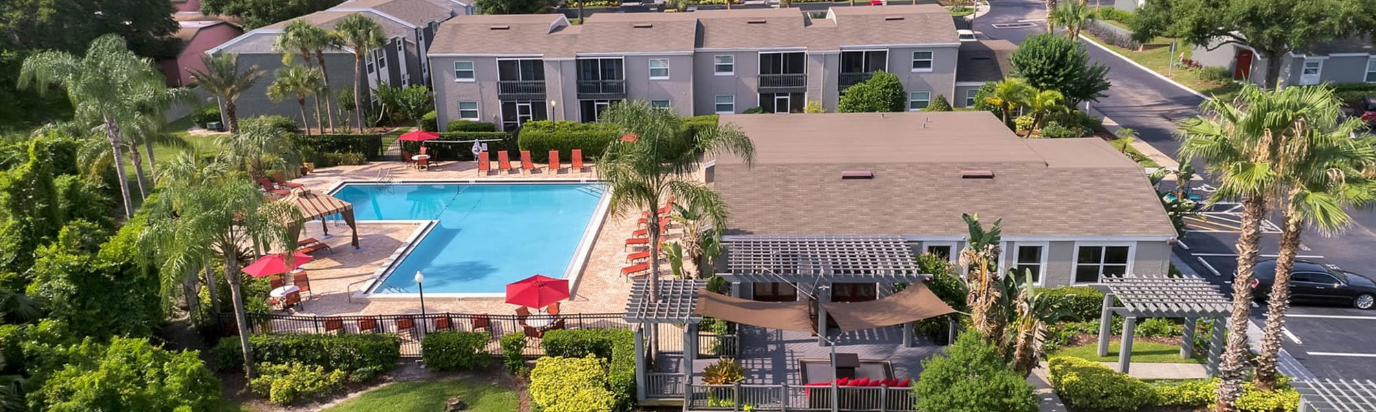 Schedule a tour to visit the apartments in Altamonte Springs