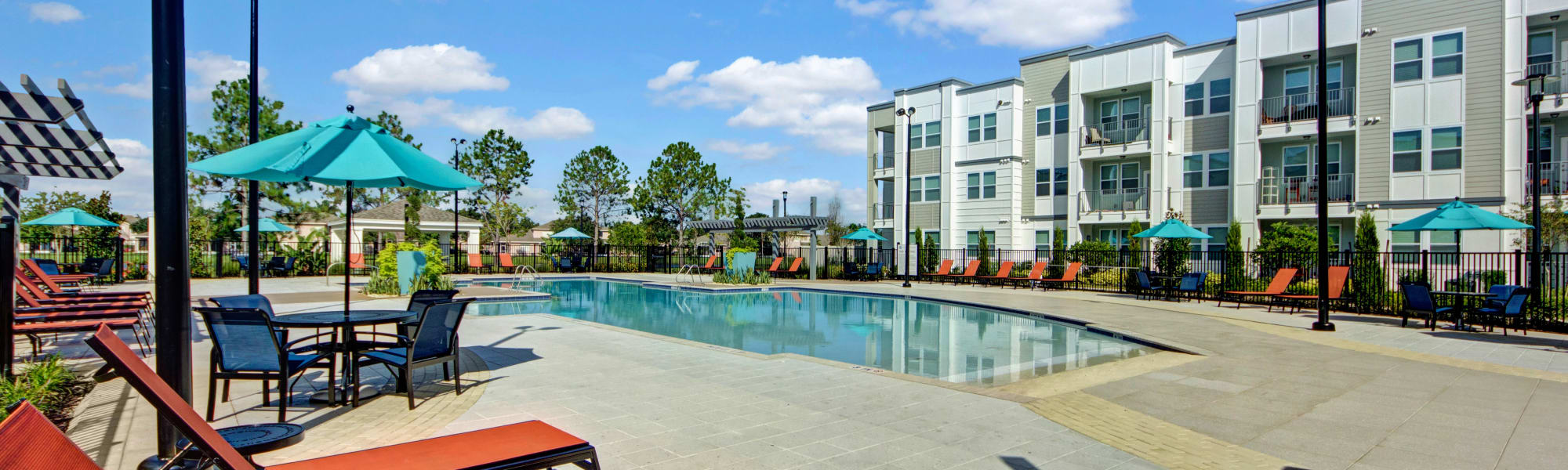 Amenities at Linden on the GreeneWay in Orlando, Florida