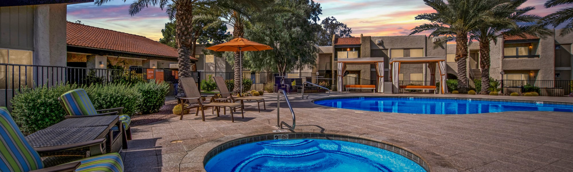 Photos of Avia McCormick Ranch Apartments in Scottsdale, Arizona