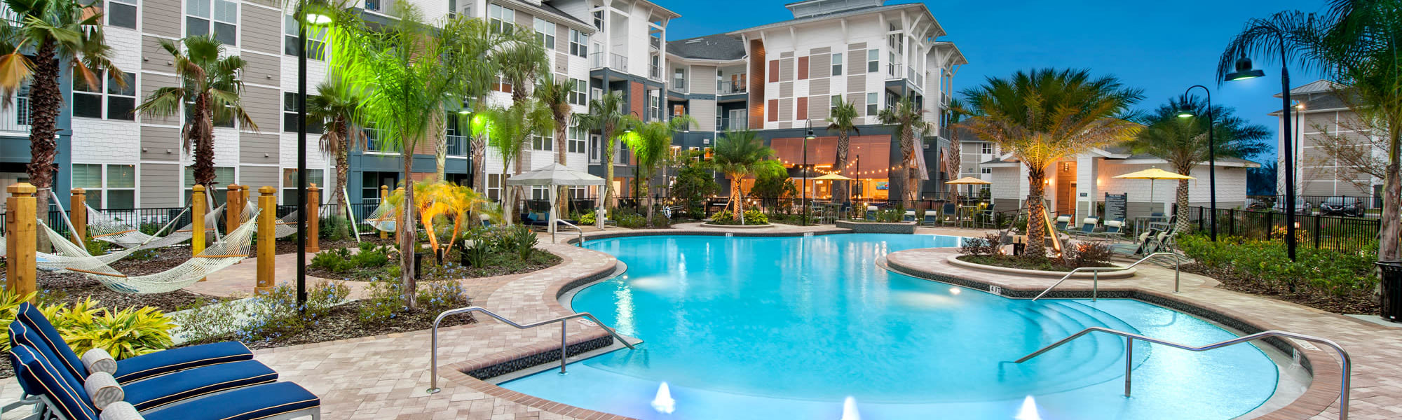 Amenities at Linden Crossroads in Orlando, Florida