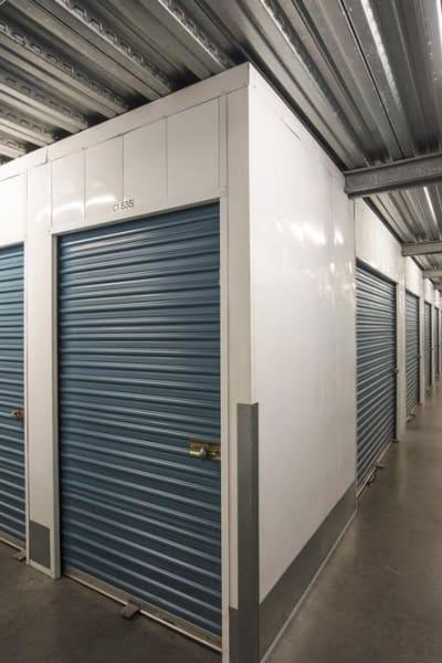 Storage units inside of Smart Self Storage of Eastlake in Chula Vista, California