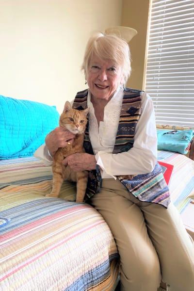 Meet your neighbor at Seattle senior living