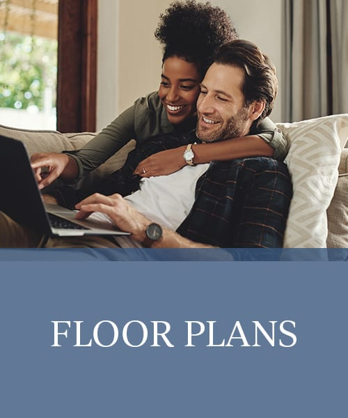 Floor plans at Windmill Terrace in Bedford, Texas