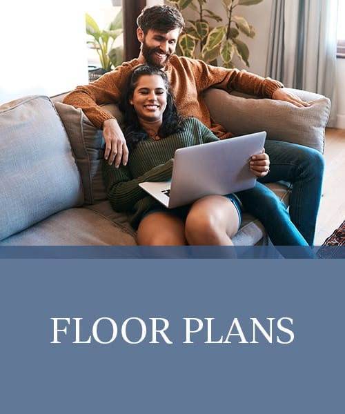Floor plans at The Manchester Apartments in Euless, Texas