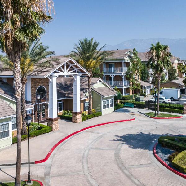 Rancho Cucamonga, CA Senior Apartments