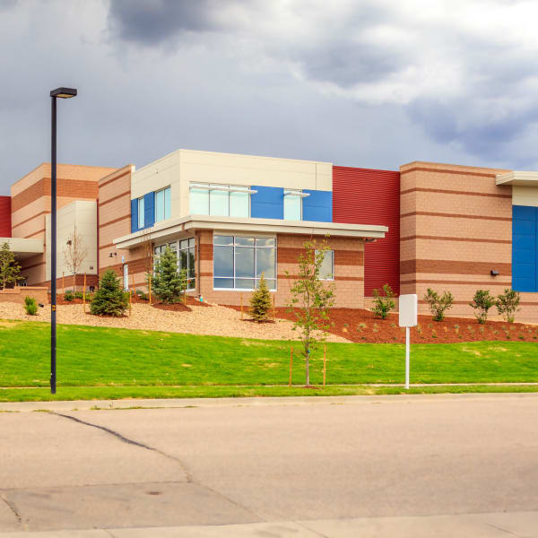 Street view of StorQuest Self Storage in Littleton, Colorado