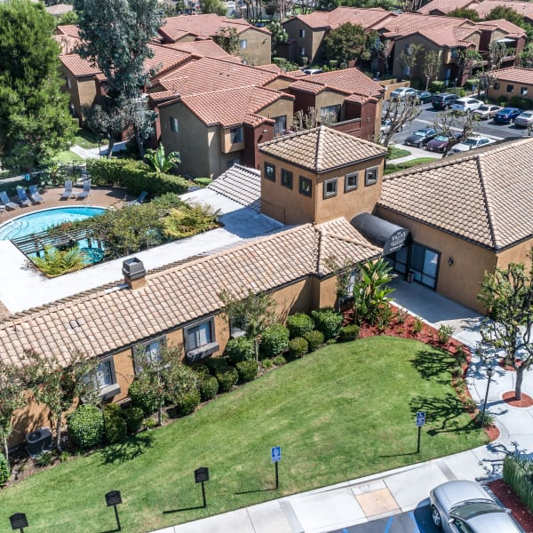 Rowland Heights Ca Senior Apartments The Villas At Rowland Heights