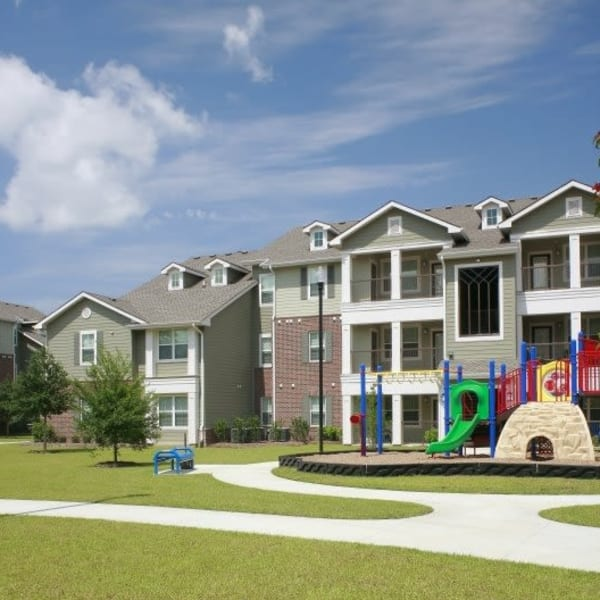 Playground at Palmetto Greens Apartment Homes in Covington, Louisiana