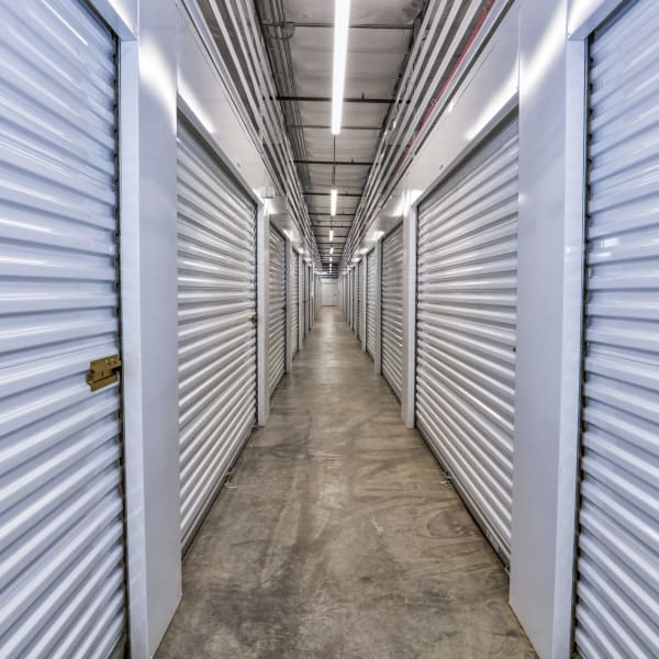 Climate-controlled units at StorQuest Self Storage in Aurora, Colorado