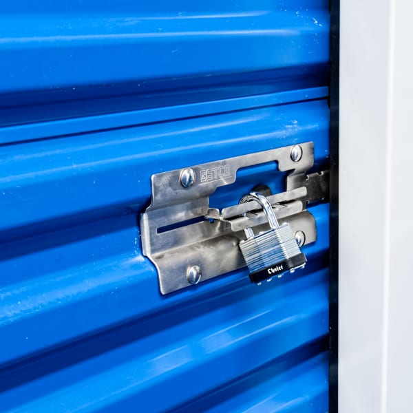 American Self Storage Lock from Logo in Tinton, New Jersey
