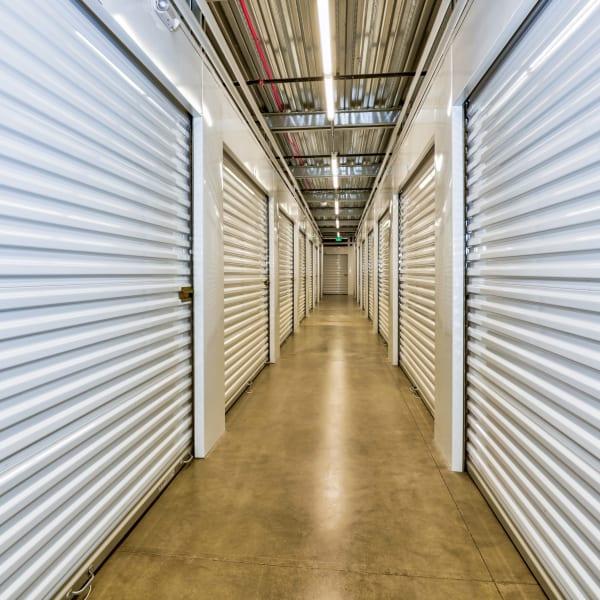 Large interior units at StorQuest Self Storage in Denver, Colorado