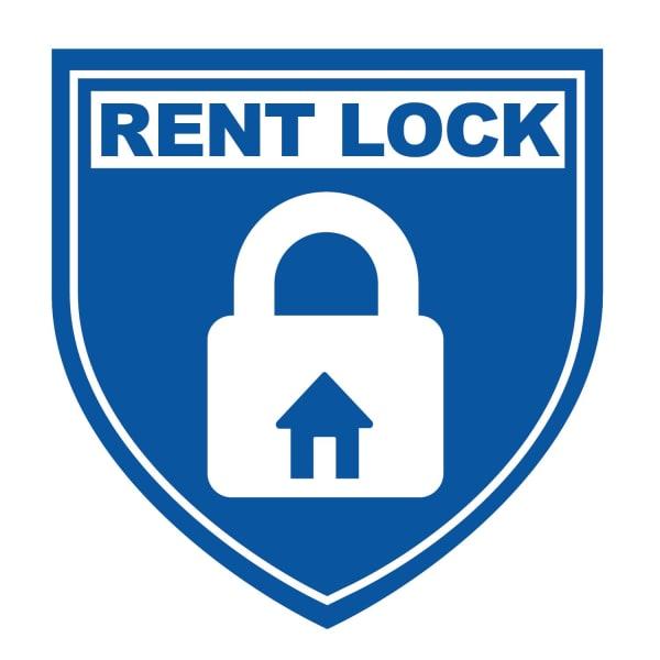 Rent lock icon
