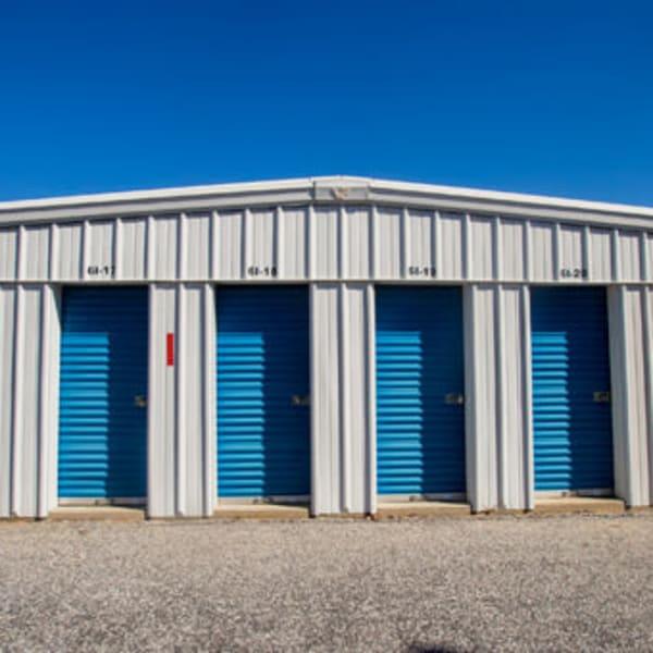 Self storage units for rent at StayLock Storage in Hartsville, South Carolina