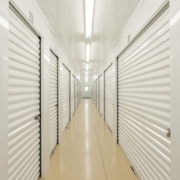 Storage units at StayLock Storage in Anderson, Indiana