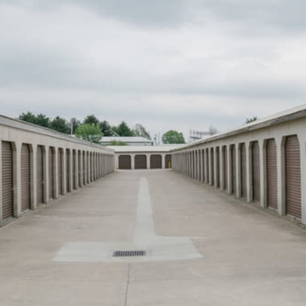 Self storage units for rent at StayLock Storage in Anderson, Indiana