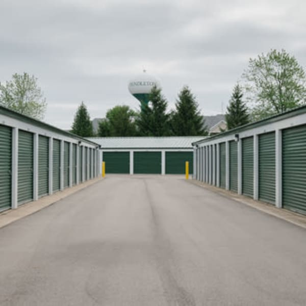 Self storage units for rent at StayLock Storage in Pendleton, Indiana