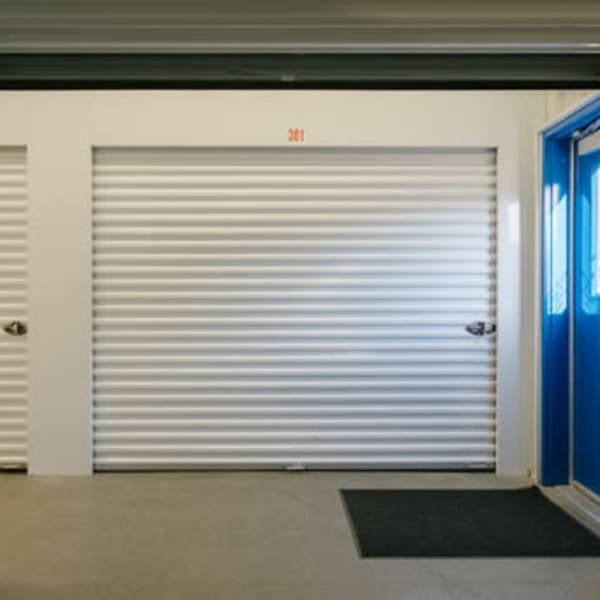 Climate-controlled storage options at StayLock Storage in Frankfort, Indiana