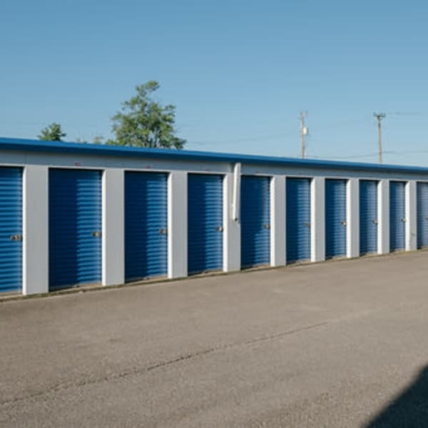 Self storage units for rent at StayLock Storage in Frankfort, Indiana