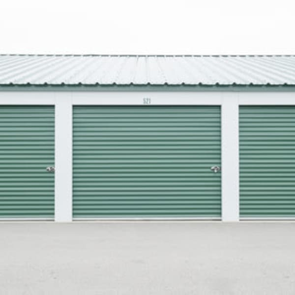 Self storage units for rent at StayLock Storage in Shelbyville, Indiana