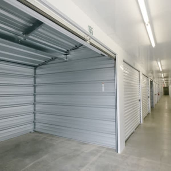 Storage units at StayLock Storage in Shelbyville, Indiana