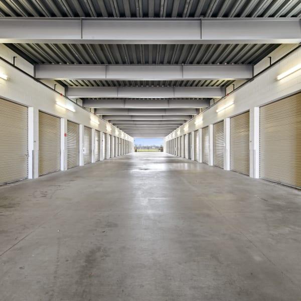 Large storage units at My Neighborhood Storage Center in Windermere, Florida
