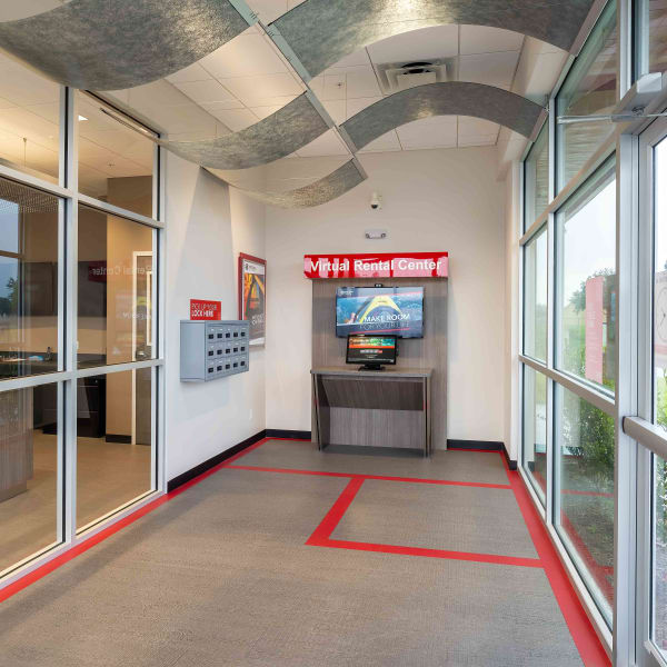The virtual rental center at StorQuest Express - Self Service Storage in Kissimmee, Florida