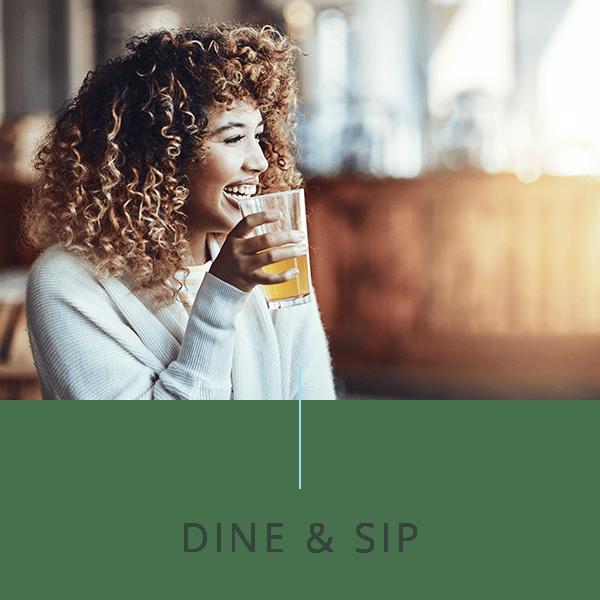 Dine and sip icon of Preston View in Morrisville, North Carolina