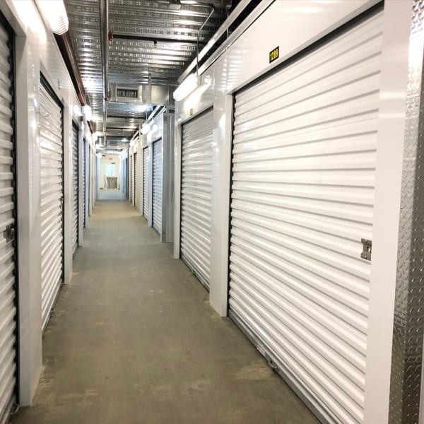 A variety of self storage units at My Neighborhood Storage Center in Raleigh, North Carolina