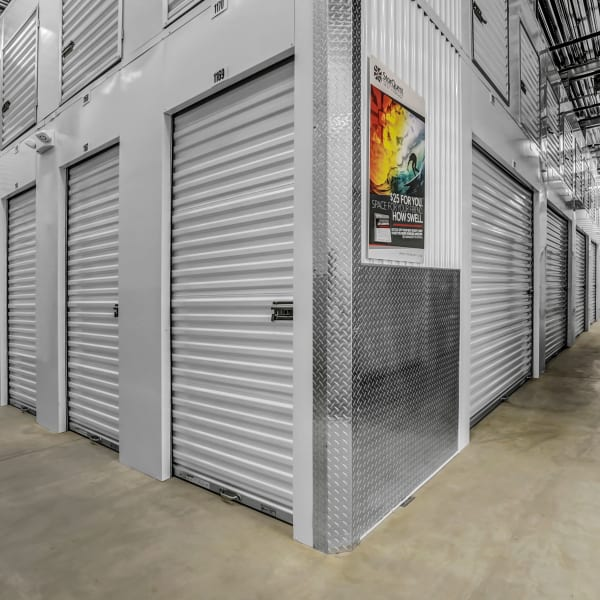 Climate-controlled units at StorQuest Self Storage in Boulder, Colorado